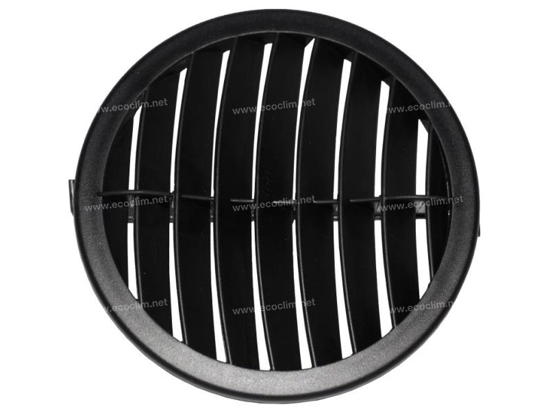 Air distribution Lower GRILLE RONDE DIAM. 94.8