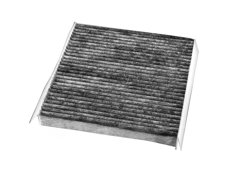 Air distribution Pollen cabin filter FILTRE CHARBON ACTIF - COMBINE
