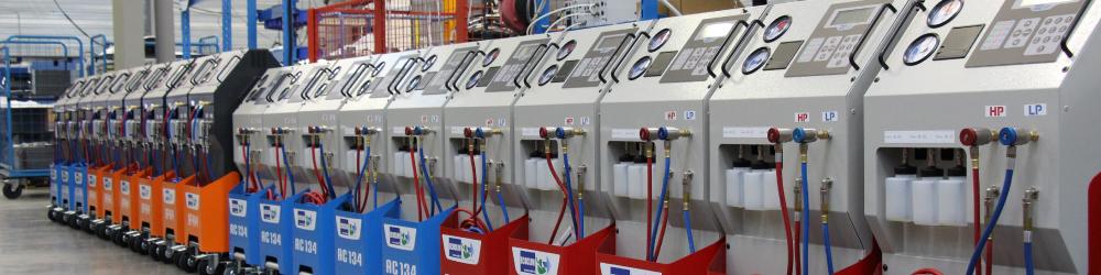 Stations de climatisation et refrigeration fabrique par SNDC
